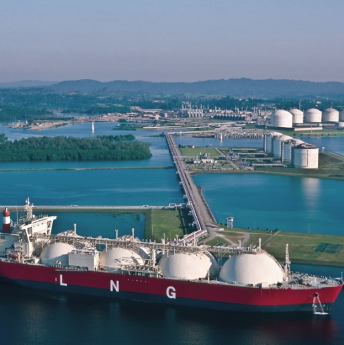 LNG - Liquefied Natural Gas Pumpen