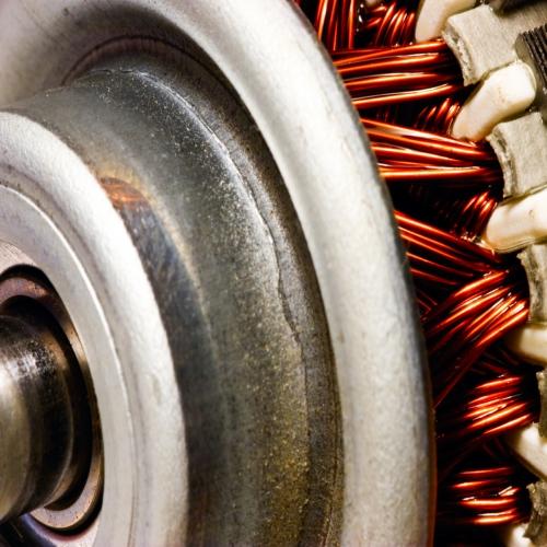 Elektromotoren und Generatoren