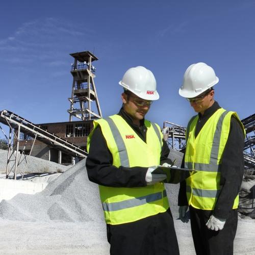 Zementindustrie