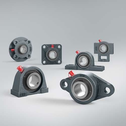 NSK Ball Bearing Units - J-Line - JIS Standard