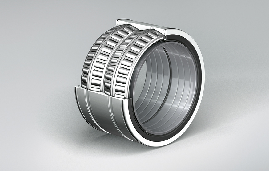 Tapered Roller Bearings - 4 rows